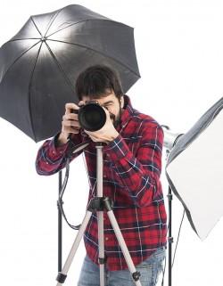 técnico en fotografía digital
