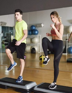 aeróbic y step