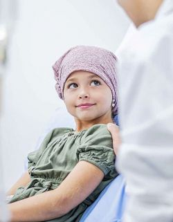 cáncer infantil